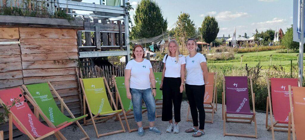 Das Cluster Nachhaltige Entwicklung auf der Landesgartenschau Ingolstadt